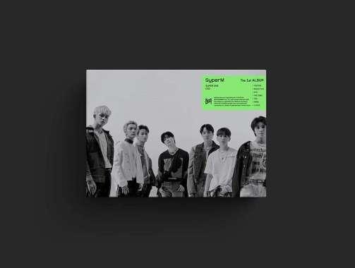 harga SuperM The 1st Album 'Super One' [One Ver. - Limited Edition] Blibli.com
