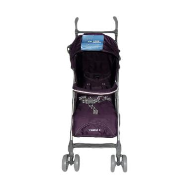 BabyElle S501 Trevi Purple Kereta Dorong Bayi