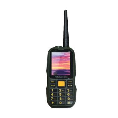 Brandcode B68 HT Function Handphone - Hijau [10000 mAh]