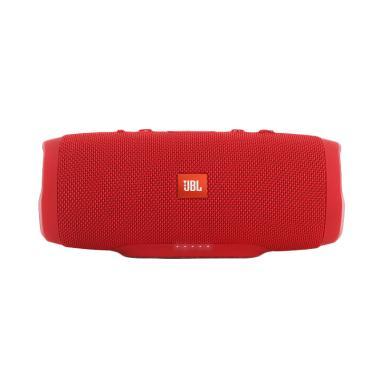 AEON - JBL Charge 3 Waterproof Bluetooth Speaker - Merah