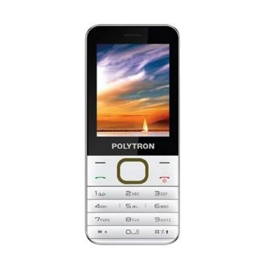Jual POLYTRON C201 Handphone - Putih [Dual SIM] Harga Rp 295000. Beli Sekarang dan Dapatkan Diskonnya.