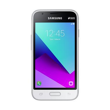 Samsung Galaxy V2 J106 Smartphone - White [8GB/ 1GB]