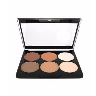 City Color Contour Eyeshadow Palette - On The Go