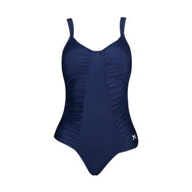Lasona SW-3146-L4 Baju Renang Wanita - Biru Dongker