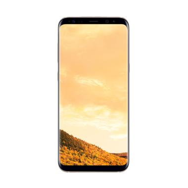 Samsung Galaxy S8 Plus Dual Smartphone - Maple Gold [64GB/4GB]