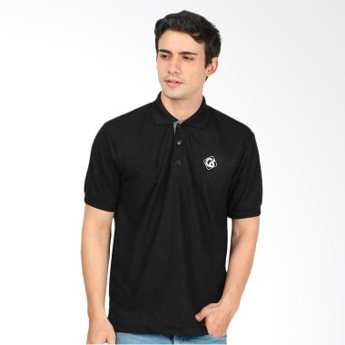 Sognoleather Polo Shirt - Black FZC 179