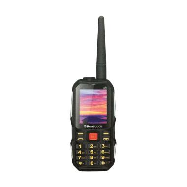 Brandcode B68 HT Function Handphone - Hitam [10000 mAh]