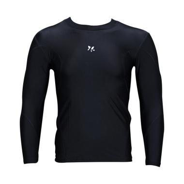 Lasona BM-S2954-L4 Baju Renang Pria - Black Black