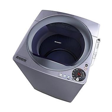 Sharp ES-M1008T-SA Top Loading Washing Machine [10 Kg]