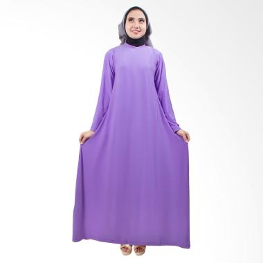 Yovis Long Sleeve Jersey Gamis - Lavender