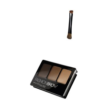 Maybelline Fashion Brow Palette - Brown