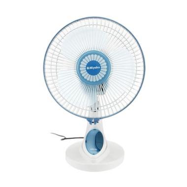 Miyako KAD 927 B Kipas Angin [9 Inch/ Desk Fan & Wall Fan]