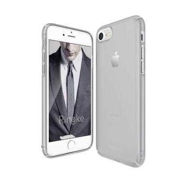 Rearth iPhone 7 / iPhone 8 Case Ringke Slim - Frost Gray