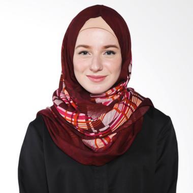 Rauza Rauza Sabin Stripe Shawl Hijab