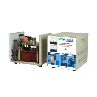 YORITSU Analog 7.5 KVA 1 Phase Stabilizer