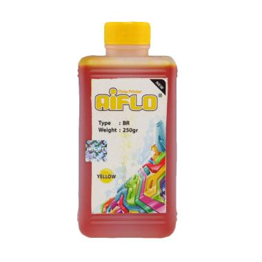 Aiflo Tinta Printer for Brother - Yellow [250 mL]