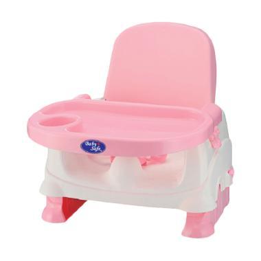 Baby Safe Booster Seat Kursi Makan Anak - Pink