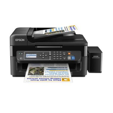 Epson L565 Printer [Print/Scan/Copy/Fax/Wifi]