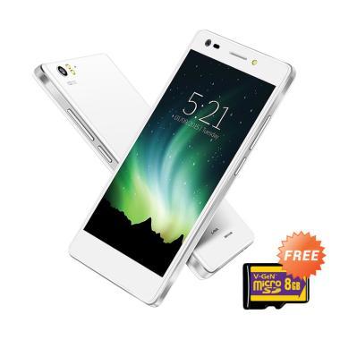 Lava Pixel V2 Plus Smartphone - Put ... B] + Free Memory Card 8GB