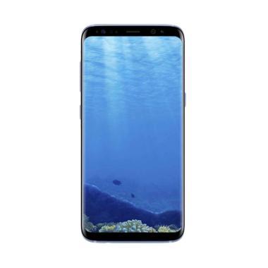 Samsung Galaxy S8 Plus Smartphone - ...  SIM/ GARANSI RESMI SEIN]