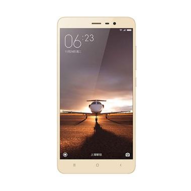 Xiaomi Redmi Note 3 LTE Smartphone - Gold [16 GB/2 GB]