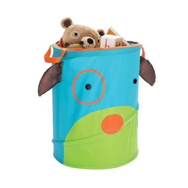 Animal Kingdom Laundry Bag Anak Dog - Blue