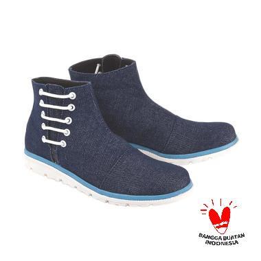 Blackkelly LNE 496 Sepatu Ankle Boots Wanita