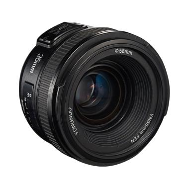Yongnuo Lens YN 35mm f/2 Wide Angle Prime for Nikon