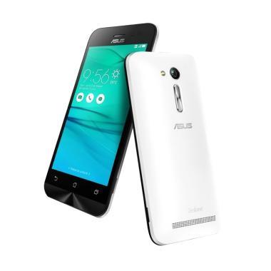 Asus Zenfone Go ZB500KG Smartphone - White [8GB/ 1GB]