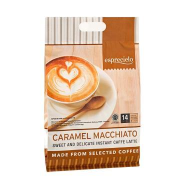 Esprecielo Caramel Macchiato Eco Bag Minuman Instan