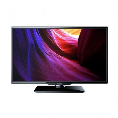 PHILIPS 32PHA4100S Slim LED TV [32 Inch] + Free Bracket