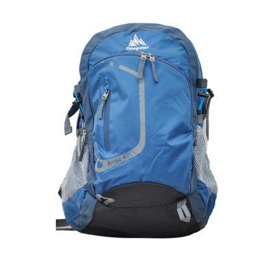 One Polar 1315 Tas Ransel Laptop Hiking - Blue