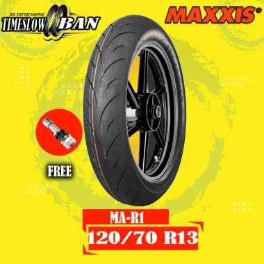 Maxxis MA-R1 Tubeless Ban Depan Motor Nmax [120/70 Ring 13]