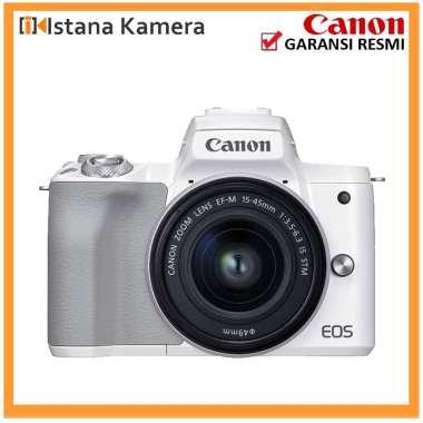 Canon EOS M50 Mark II kit 15-45mm Mirrorless Digital Camera - M50 II Black