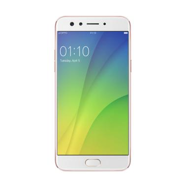 OPPO F3 Smartphone - Rose Gold [64GB/RAM 4GB]