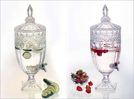 harga Dispenser Minuman Kristal Vicenza (Brandon Crystal) Vgc-011Kc Blibli.com