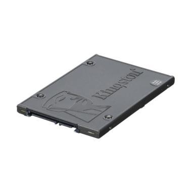 SSD Kingston A400 SSD [120 GB] | Garansi 3 Tahun | FREE Asuransi Paket