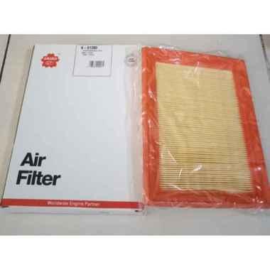 harga Terlaris Filter Udara Nissan March 1.2 1.200cc-Datsun GO A 61380 A-61380 SAKURA Keren Blibli.com