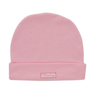 Blessing Topi Bayi Polos - Pink