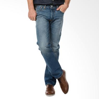 Levi's 501 Original Fit Marrs Celana Jeans Pria 00501-2487