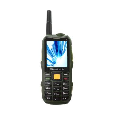 Brandcode B79 Handphone - Green [12.000 mAh/ 3 SIM]
