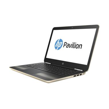 HP 14-BS006TX/504TX Notebook - Gold ... 0 2GB/ Win10/ 14 Inch HD]