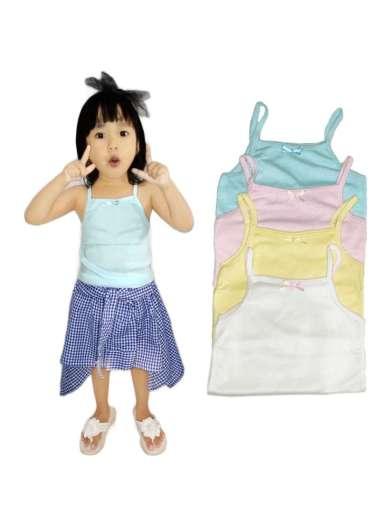 harga Kaos kutang kaus dalam singlet bayi balita anak tanktop tali spagheti adem bagus best seller underwear anak M Blibli.com