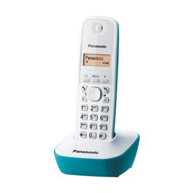 Telepon Wireless Cordless Panasonic ... hone Rumah Kantor - Tosca