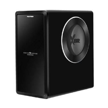 Polytron PSW 700 SubWoofer Speaker - Hitam