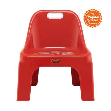 Mickey Mouse Chair Kursi Anak - Red [55 cm]