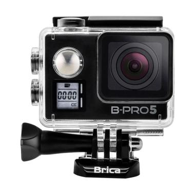 Brica B-PRO 5 Alpha Edition Mark II ... ome Action Camera - Hitam