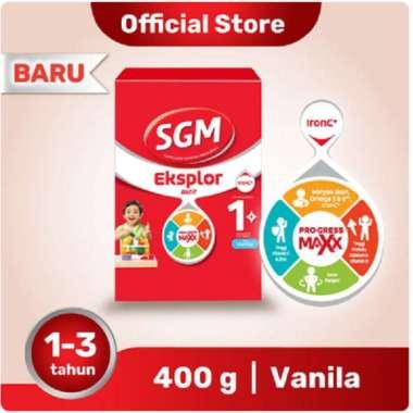 SGM 1+ Vanila Susu Formula [400 gr]