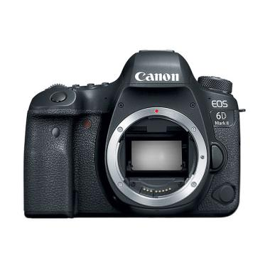 Canon EOS 6D Mark II DSLR Camera [Body Only]
