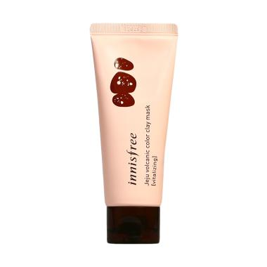 Innisfree Volcanic Color Clay Mask - Pink (Vitalizing)
